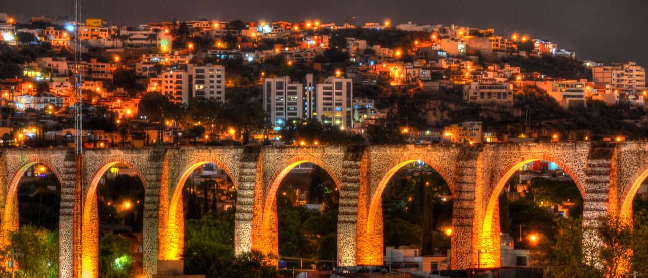 El Acueducto de Querétaro
