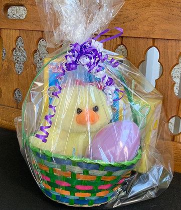 Bunny Hop - Easter Book Basket Delivery