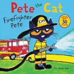 Pete the Cat - Firefighter Pete