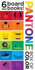 Added 11/18/2020  Pantone: Box of Color: 6 Mini Board Books!: 6 Mini Board Book