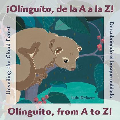 ¡Olinguito, De La A a La Z! Olinguito, from A to Z!