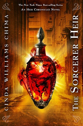 The Sorcerer Heir (Heir Chronicles #5)