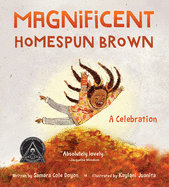 Magnificent Homespun Brown - A Celebration