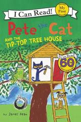 Pete the Cat - Tip Top Tree House