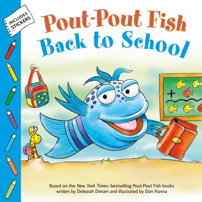 Pout-Pout Fish Back to School