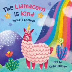Llamacorn Is Kind, the (Board Book)