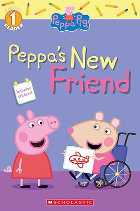 Peppa's New Friend