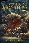Sea of Monsters, The: The Graphic Novel (Percy Jackson & the Olympians)