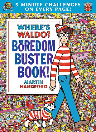 Where's Waldo? Boredom Buster
