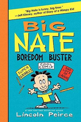 Big Nate Boredom Busters