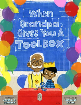 When Grandpa Gives You a Toolbox (Gargus)