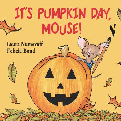 It's Pumpkin Day Mouse