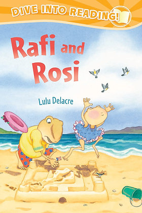 Rafi and Rosi -English and Spanish Available