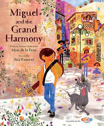 Miguel and the Grand Harmony (Disney/Pixar Coco)