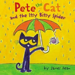 Pete the Cat - Itsy Bitsy Spider