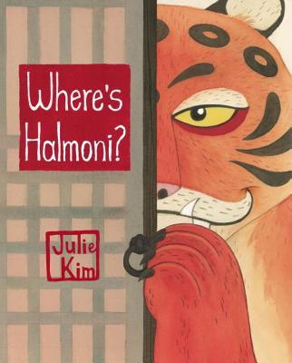 Where's Halmoni?by Julie Kim