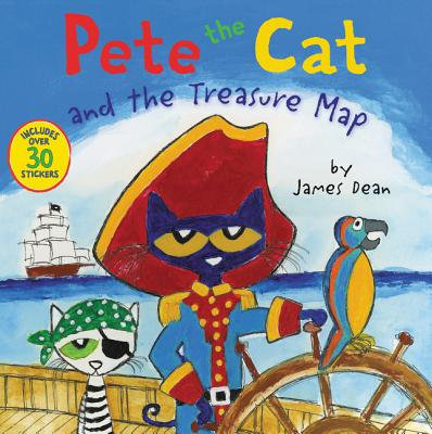 Pete the the Cat and the Treasure Map