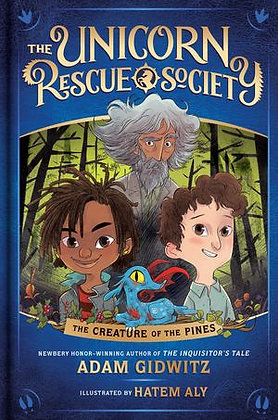 Creature of the Pines, Unicorn Rescue Society