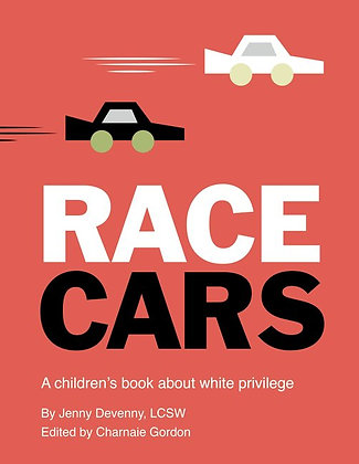 Race Cars by Jenny Deveny