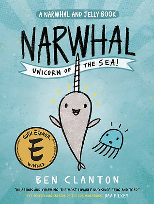 Narwhal and Jelly Series