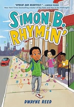 Simon B' Rhymin' by Dwayne Reed