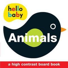Animals: A High Contrast Board Book