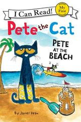Pete the Cat - Pete at the Beach