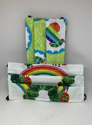 Hungry Caterpillar - Kid Sizes