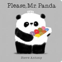 Please, Mr. Panda - Board Book