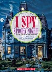 I Spy: Spooky Night