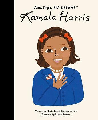 Kamala Harris (by Maria Isabel Sanchez Vegara)