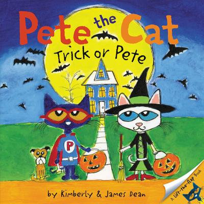 Pete the Cat - Trick or Pete