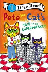 Pete the Cat - Trip to the Supermarket