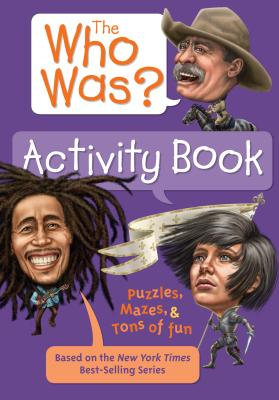 The Who Was? Activity Book by Jordan London