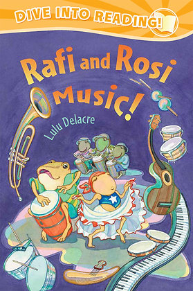 Other Rafi and Rosi Titles