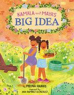Kamala and Maya's Big Idea (Royo)