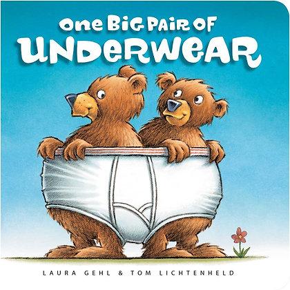 One Big Pair of Underwear - Board Book