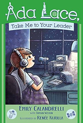 Ada Lace - Take me to your leader!