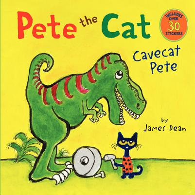 Pete the Cat - Cavecat Pete