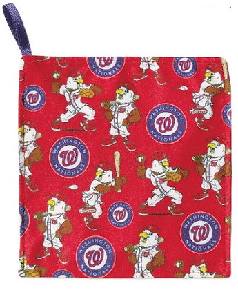 Washington Nationals Baby Crinkle Cloth Toy