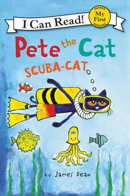 Pete the Cat: Scuba Cat