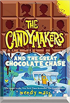 The Candyamkers and the Great Chocolate Chase