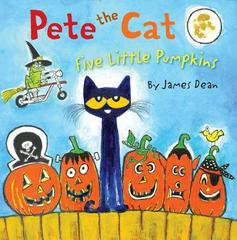 Pete the Cat: 5 Little Pumpkins