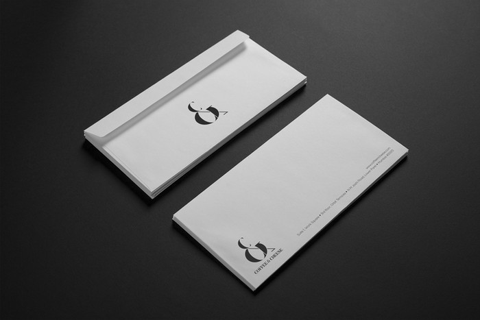New Collateral - Envelope