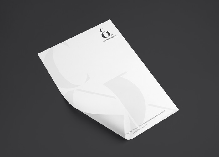 New Collateral - Letter Head