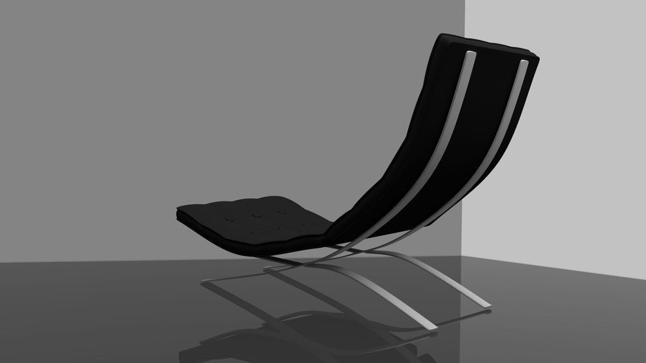 Stylized Chair