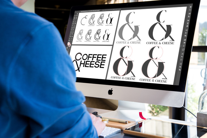 Digital Logo Options