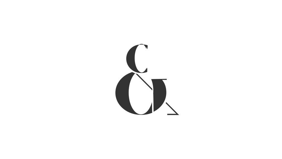Formation of the Logo from the Ampersand