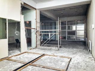 Новый зал в микрорайоне Черемушки
