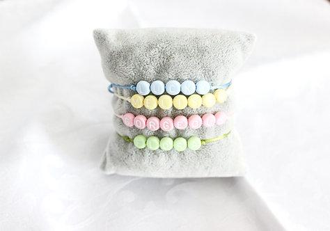 Bracelet Bulles Pastel